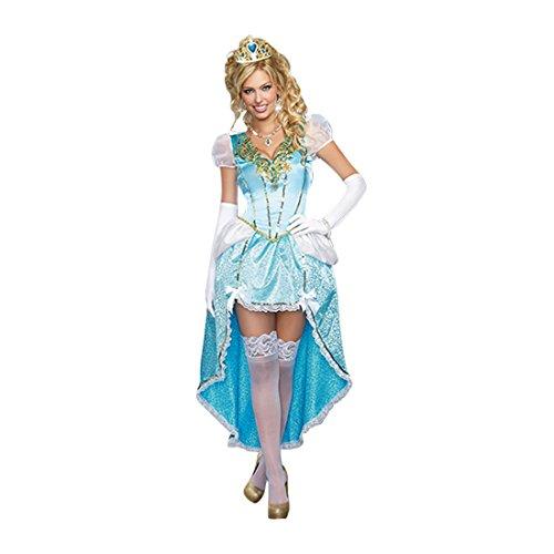 bluee Small Having A Ball Women's Costume Dress  XLarge