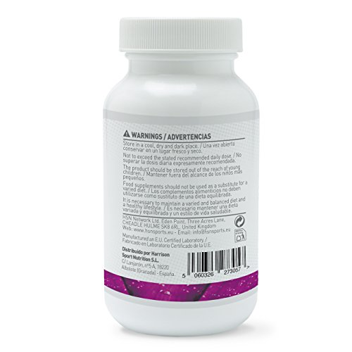Melatonina 1,8mg de HSN Essentials   Para dormir mejor   Mejor Descanso por la noche   Combate los trastornos del sueño, el estrés y la fatiga - 120 tabs: ...