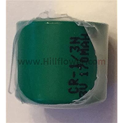700 piece CR1 3N Bulk package Lithium Battery Compatible with CR1 3N CR13N DL1 3N 1 3N CR11108 K58L 2LR76 72L76 KL1 3 plus Hillflower Coupon