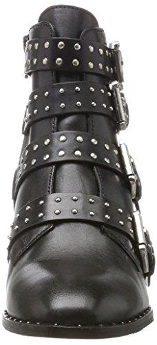 Bx Biker Brunex 187 argento donna nero da 1403 nero Bronx pqwFa4w