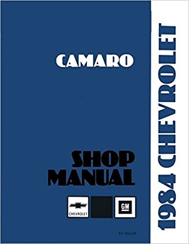 Owners manuals maintenance guides online books onfree books ebookstore download 1984 chevy camaro service shop repair manual oem 84 pdf fandeluxe Choice Image