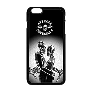 Creative Skeleton Pattern Fahionable And Popular Back Case Cover For Iphone 6 Plus