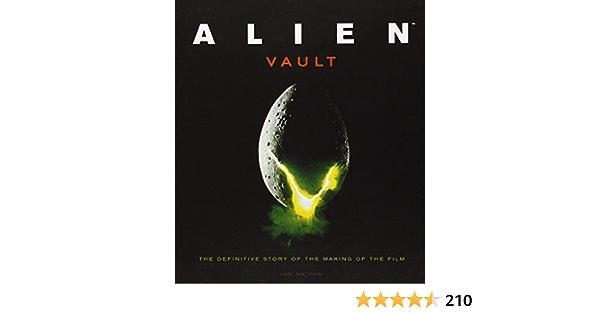 Alien Vault: Amazon.es: Ian Nathan: Libros