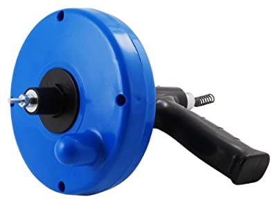 LDR 512 1025 25-Feet Power Drum Auger