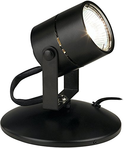 Tech Lighting, 700F1-BLK Lil Big Wonder 1 Light Black Floor Lamp
