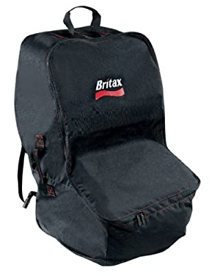 Britax Car Seat Travel Bag, Black from Britax