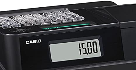 Casio SE-S100SB RD FIS GDPdU a habilitar caja registradora ...