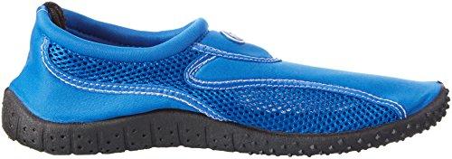 Piscine Plage 53 schwarz Chaussures Blau Et De Pour blau schuh Aqua Hommes qXn7RR