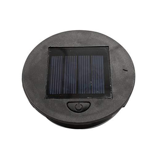 Amusingtao Zonne Lantaarn Top Vervanging Zonne Licht Vervanging Onderdelen Solar Licht Vervanging Top voor Outdoor…