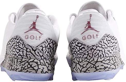 メンズ ジョーダン ゴルフ ゴルフシューズ Air Jordan ADG Golf AR7995-100 [並行輸入品]