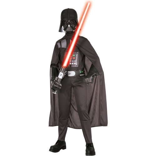 Darth Vader Child Costume #882848 , Medium (8-10) -