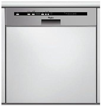 tout neuf 72a54 163ea Whirlpool ADG8473LRNB Lave Vaisselle Encastrable 12 couverts 44 dB Classe:  A Noir