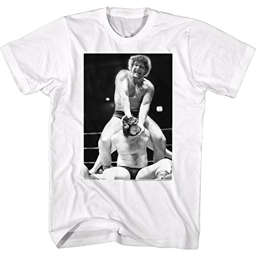 Andre The Giant WWE Cracked Adult T-Shirt Tee by 2Bhip