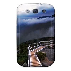 Brand New S3 Defender Case For Galaxy (hill Station Mountains) by lolosakes