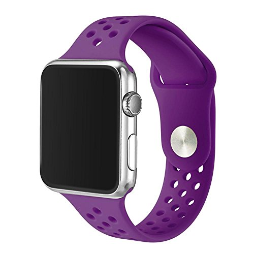 Silicone Ventilation Bracelet Replacement Iwatch