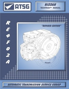 ATSG Nissan RE4F02A Techtran Manual