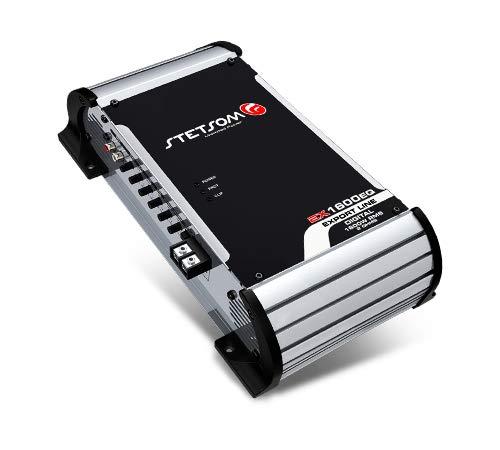 Stetsom EX 3000 EQ Black Edition 2 Ohms Class D Full Range Mono Amplifier