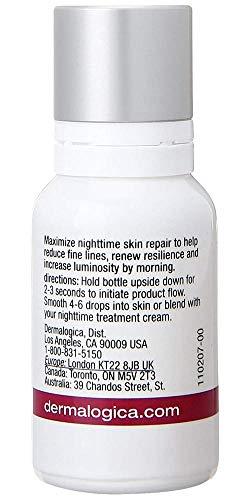 41rTkK8Ya8L - Dermalogica Overnight Repair Serum, 0.5 Fl Oz - Anti Aging Face Serum with Peptides, Argan Oil and Rose Oil