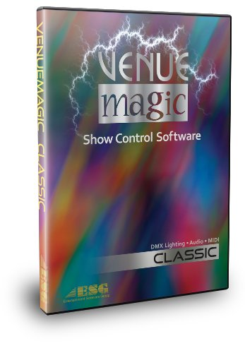 VenueMagic VMCL21-SO Classic Software (1 Universe) ()