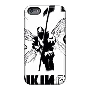 Shockproof Hard Phone Case For Iphone 6 (qrw13837yLBH) Custom High Resolution Linkin Park Pictures