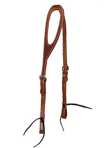 Colorado Saddlery The One Ear Skirting Headstall ()
