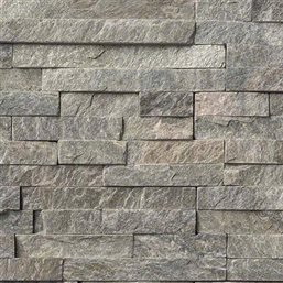 Sage Green Slate Ledger Wall Panel 6 in. x 24 in. Natural Stone Tile - 1 pallet (120 pcs / 120 sqf)