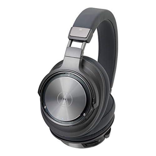 chollos oferta descuentos barato Audio Technica ATH DSR9BT Auriculares de Diadema inalámbricos con Pure Digital DriveTM