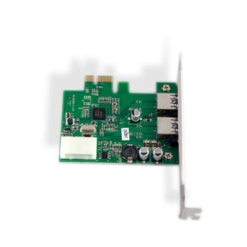 J-Tech Digital PCI Express to Superspeed USB 3.0 2-Port Expa