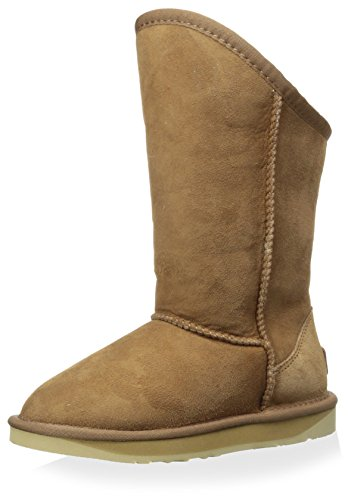 Australia Luxe Collective Kid's Cosy Tall Boot, Chestnut, 12 M US Little Kid