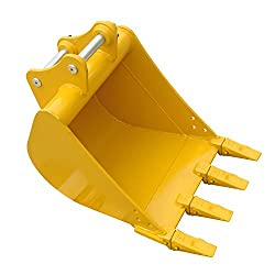 """20"""" Mini Excavator Bucket with Pins included"""