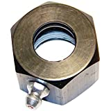 Stainless Steel w//Zerk Fitting ; Replaces Honda: 50899-ZV5-020AH Seachoice: 28251 50-28251 Peach Motor Parts PM-GreaseNut0875 Steering Guard Tilt Tube Grease Nut 7//8-14 UNF Johnson E Made b