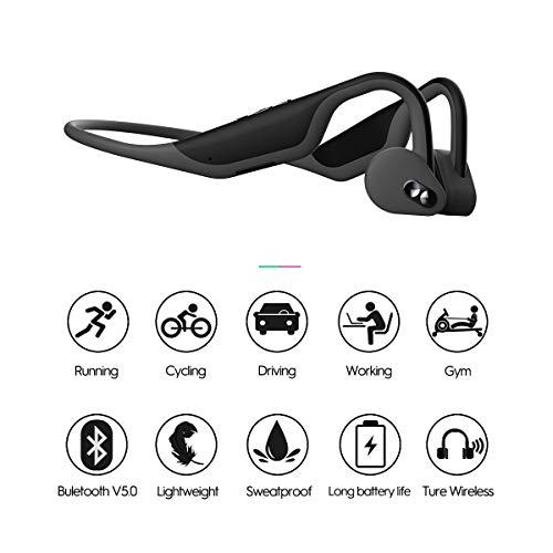 Buy ear bone conduction headphones water proof