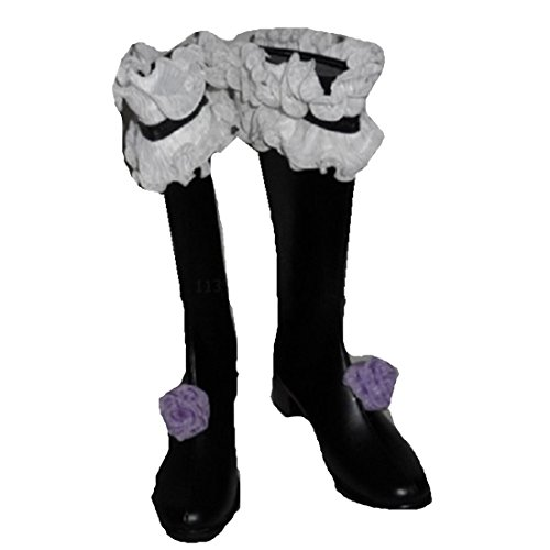 [Rozen Maiden Suigintou cosplay costume Boots Boot Shoes Shoe] (Rozen Maiden Suigintou Costume)