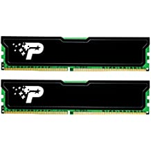 Patriot Signature DDR4 8GB (2x4GB) 2666MHz (PC4-21300) Dual Channel Memory Kit With Heatshield