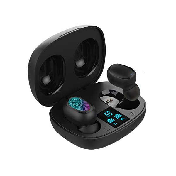 PTron Bassbuds Pro in-Ear True Wireless Bluetooth Headphones