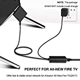 Ethernet Adapter for Fire TV Stick