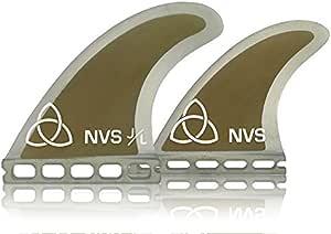 NVS Surf Fins, Traction, Leash & More - Naked Viking Surf
