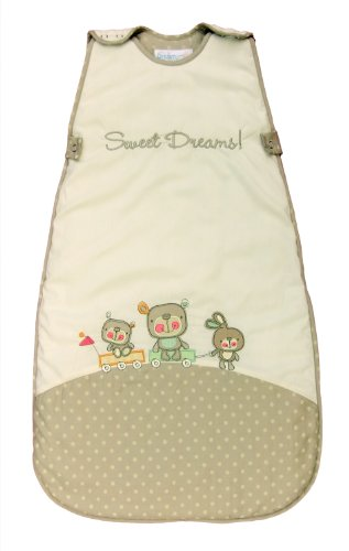 The Dream Bag Baby Sleeping Bag Sweet Dreams 18-36 Months 1.0 TOG - Beige