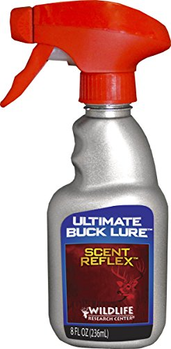 Wildlife Research Center Buck (Wildlife Research 83098 Ultimate Buck Lure 8-Ounce Trigger Bottle)
