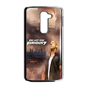 Personalized Protective Hard Plastic Case for LG G2 - The Fast and The Furious custom case at CHXTT-C