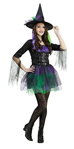 Fun World Spellbinding Tween Costume