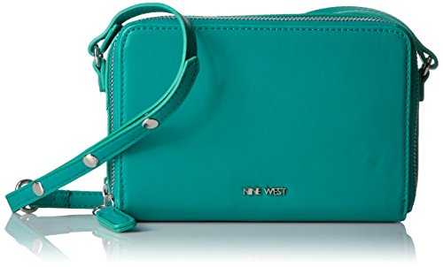 Nine West Ania Crossbody, Peacock