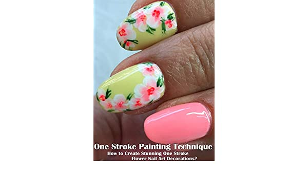 Amazon One Stroke Painting Technique How To Create Stunning