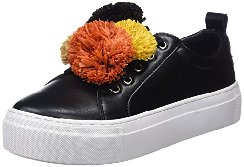 SixtySeven Actled Black Black C40201 Women's Fitness Shoes Lacey qwXzSrqp