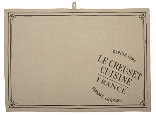 Le Creuset Heritage Linen Tea Towel, 20