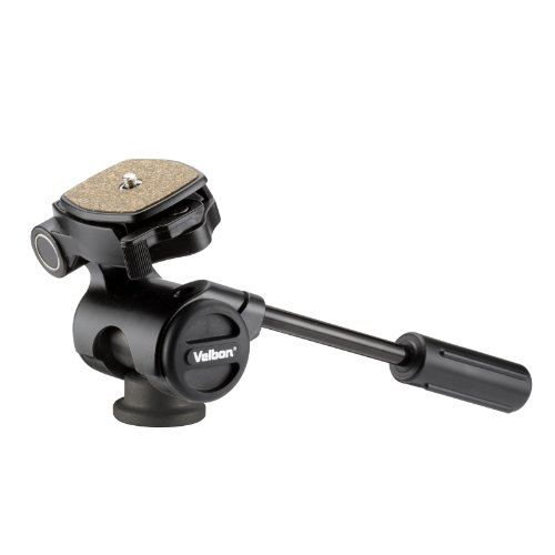 Velbon PH-157Q 3-Way Pan & Tilt Head with Quick Release