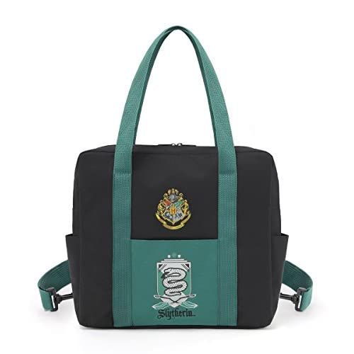 Harry Potter 2Way Bag SLYTHERIN Type 付録画像