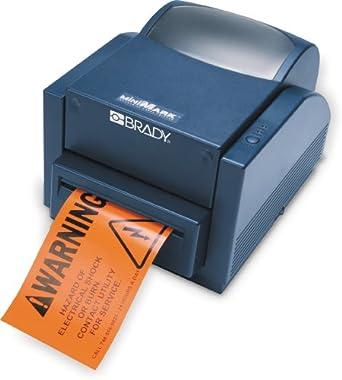 Brady 114458 BRADY360 Preferred Plus With MiniMark Printer