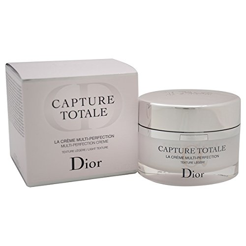 Capture Totale Multi-Perfection Light Creme by Christian Dior for Women - 2 oz (Dior Capture Totale Creme)