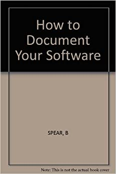 How to Document Your Software